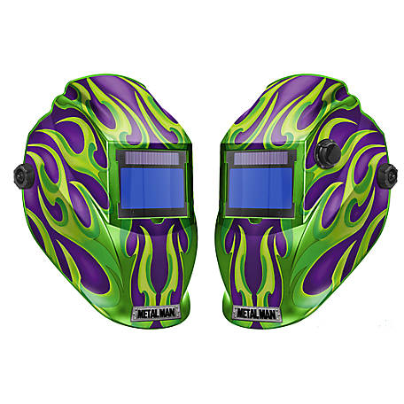 Metal Man Endcap2 Welding Helmet, NEW-3