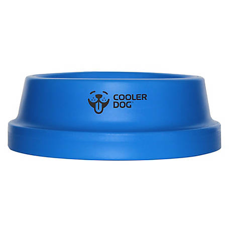 CoolerDog Freezable Bowl, CD-FZB-BL