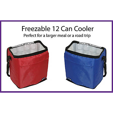 FlexiFreeze 12-Can Cooler Red, FF12C-02