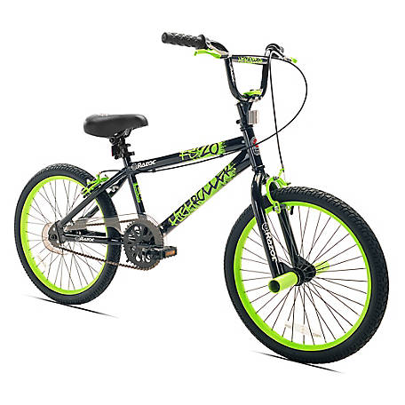 Razor 20 Boys Razor High Roller Green