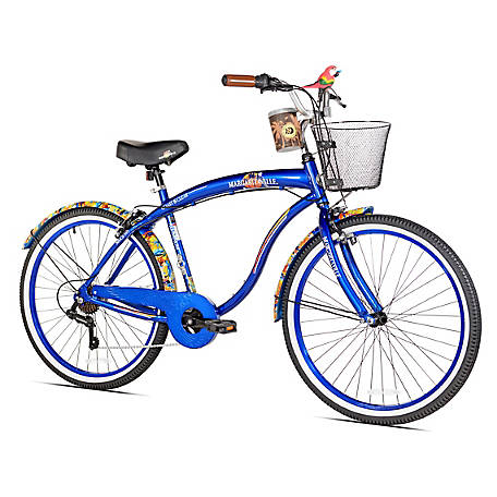 Margaritaville 26 Men's Margaritaville Coast Is Clear Bike