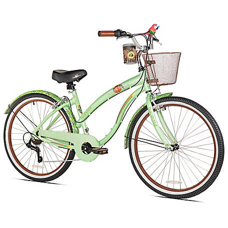 Margaritaville 26 Ladies Margaritaville Coast Is Clear Bike