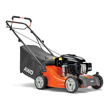 Husqvarna L221AK 21 in. 149cc Kohler All-Wheel-Drive Walk Behind Mower, 967959101