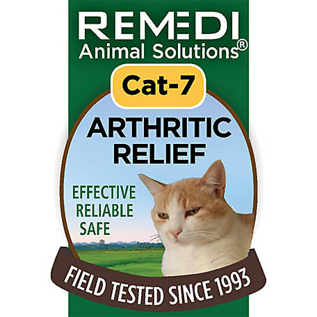Remedi Animal Solutions Arthritic Relief Cat Spritz 1 oz., WR1PCAT7
