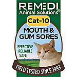 Remedi Animal Solutions Mouth and Gum Sore Relief Cat Spritz, 1 oz., WR1PCAT10
