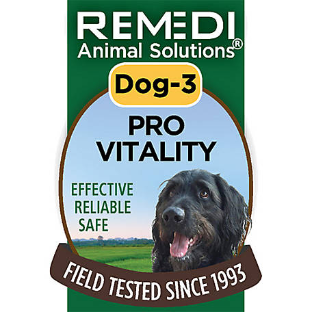 Remedi Animal Solutions Pro-Vitality Dog Spritz, 1 oz., WR1PDOG3