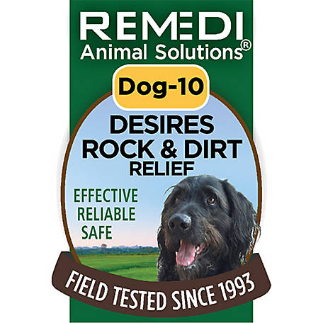 Remedi Animal Solutions Desire Dirt Relief Spritz for Dogs, 1 oz., WR1PDOG10