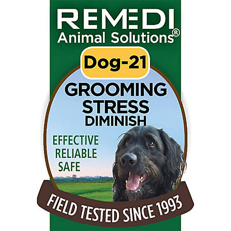 Remedi Animal Solutions Grooming Stress Diminish Spritz, 1 oz, WR1PDOG21