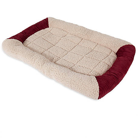 Aspen Pet 28.5 in. x 18.5 in. Self Warm Bolster Mat