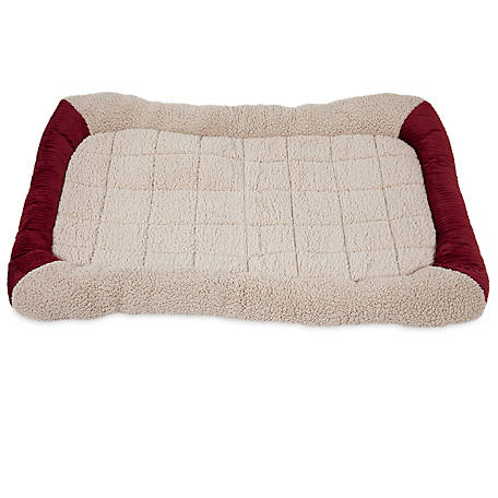 Aspen Pet 41.5 in. x 26.5 in. Self Warm Bolster Mat