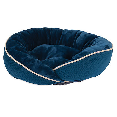 Aspen Pet 21 in. x 19 in. Luxe Wrap Lounger Bedding