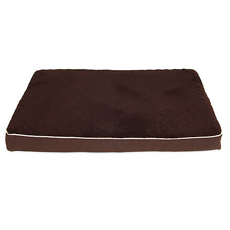Aspen Pet 28 in. x 38 in. x 3.5 in. Orthopedic Dog Bed