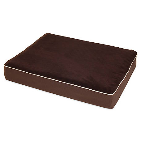 Aspen Pet 28 in. x 38 in. x 5.75 in. Orthopedic Dog Bed