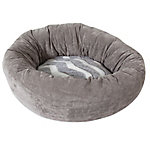 Precision Pet Products SnooZZy Zig Zag Donut Bed, 17 in.
