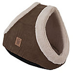 Precision Pet Products SnooZZy Chenille Hide & Seek Pet Bed, Coffee Liqueur