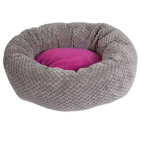 Jackson Galaxy 18 in. Donut Bed Graypink
