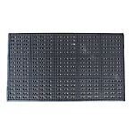AmeriHome 3 x 5 ft. Anti Fatigue Rubber Mat