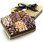 A Gift Inside Nuts & Chocolate Indulgence Gift Box