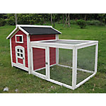 Hutches & Cottontails Little Red Hutch, 260-30