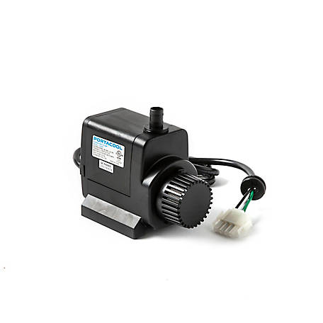Portacool Pump For Cyclone 140, PARPMP00020A