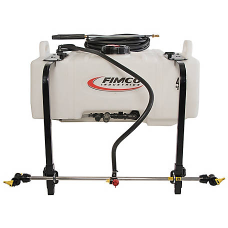 Fimco 45 gal. Boomless UTV Sprayer, 5302944