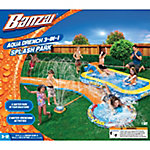 Banzai Aqua Drench 3-In-1 Splash Park, 5503