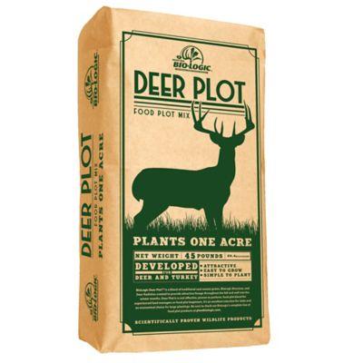 Biologic Deer Plot 45 Lb 1 Acre 8547 At Tractor Supply Co