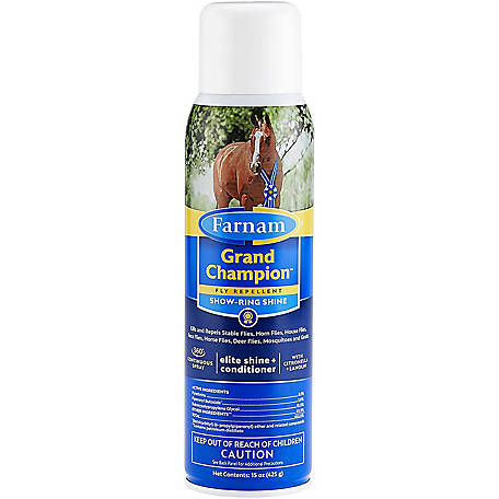 Farnam Grand Champion Continuous Fly Spray, 100528258