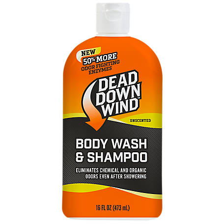 Dead Down Wind Body & Hair Soap 16 oz., 121618