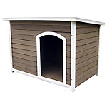 Houses & Paws Cabin Home Small Dog House, 280-60