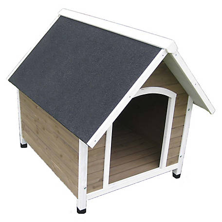 Houses & Paws Country Home Medium Dog House, 285-02
