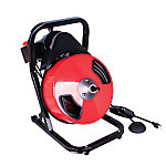THEWORKS 50 ft. Compact Electric Drain Cleaner Machine, PL171202