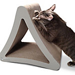 PetFusion 3-Sided Vertical Cat Scratcher, Standard Size, PF-CLM2