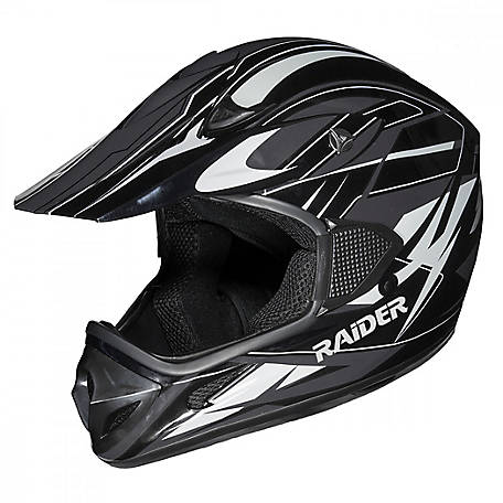 Raider RX1 Adult MX Helmet, 2121914