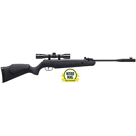Remington Express Hunter .177 Cal Pellet Rifle, REHNP27SX