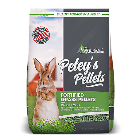 Ametza Peteys Fortified Grass Pellets, PGRS05