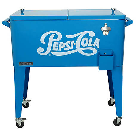 Permasteel Vintage Pepsi Patio Cooler, PS-203-PEPSI