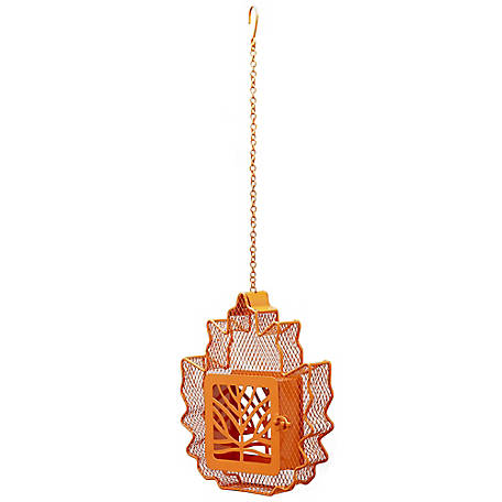 Royal Wing Leaf Bird Feeder, 180921E