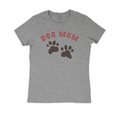 Farm Fed Clothing Women's Short-Sleeve Dog Mom T-Shirt