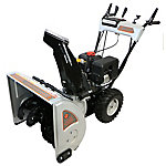 Dirty Hand Tools 24 in. 212cc Dual-Stage Snow Blower, 106371