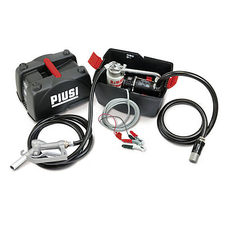 Piusi USA Box 12V Pro Fuel Transfer Kit, F0023101B