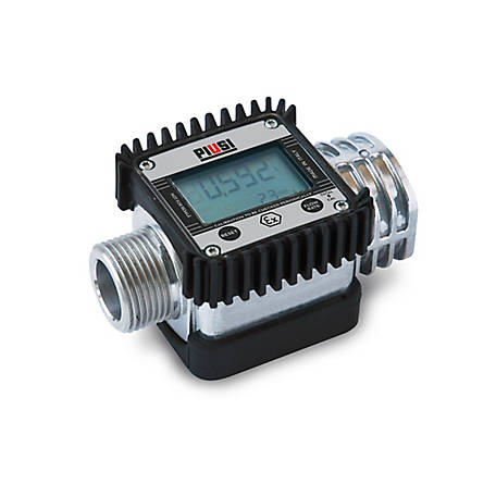 Piusi USA K24 Digital Turbine Meter, F00408U0A