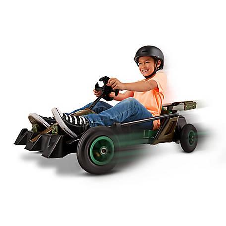 Mossy Oak Kid Trax Go Kart 24 Volt Ride On Toy