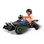 Mossy Oak Kid Trax Go-Kart 24 Volt Ride On Toy