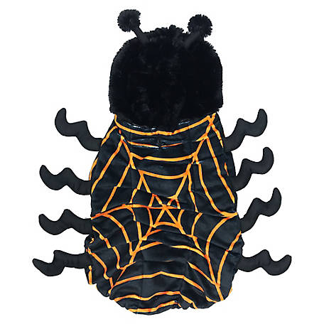 Pet Halloween Dog Spider Costume, TSCA0180LG
