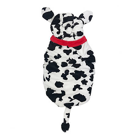 Pet Halloween Dog Cow Costume, TSCA0063LG