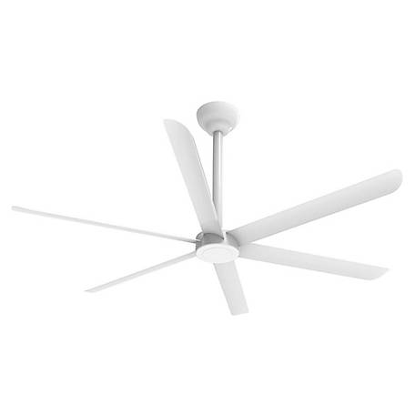 Big Air 108 in. Indoor 6-Speed HVLS Ceiling Fan in Gloss White, HVLS 108 WHT