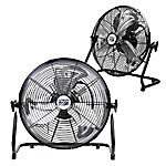 MaxxAir 14 High Velocity Floor Fan, 2-Pack, HVFF 1402 UPS