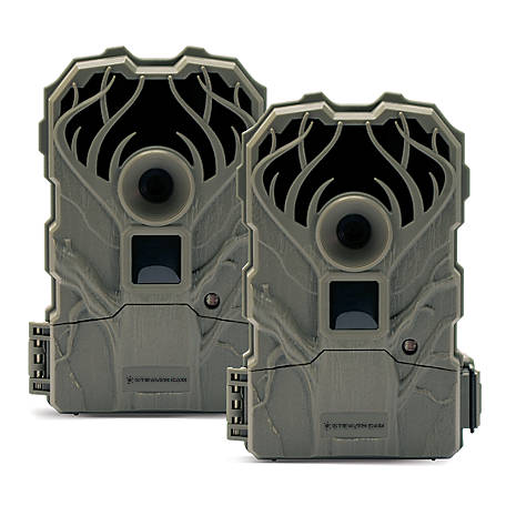 Stealth Cam Trail Camera 14MP with FX Shield, 2 Pack, STC-QS14FX-2PK