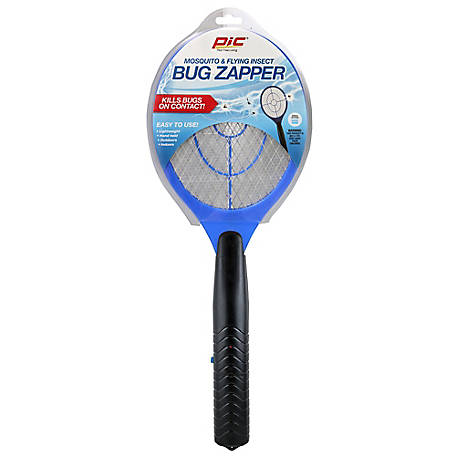 PIC Electric Fly Swatter, ZAP-RAK